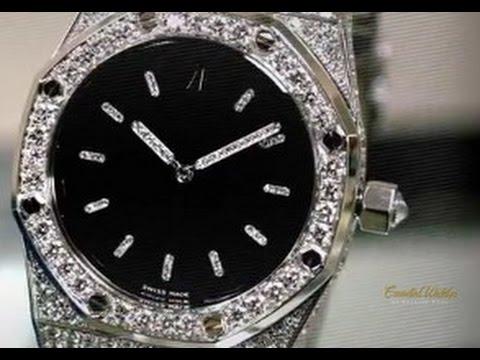 Ladies Audemars Piguet Las Vegas Strip Watches