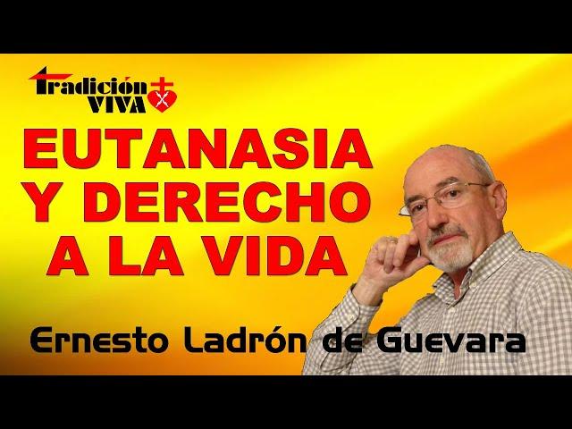#Eutanasia y derecho a la vida