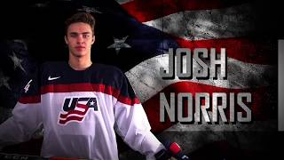 Josh Norris 2017 NHL Draft