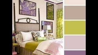 Идеальное сочетание цветов в интерьере