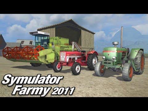 Symulator Farmy 2011 - Powrót po latach #1 (LS 2011), gameplay pl