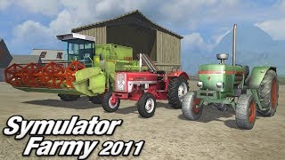 Symulator Farmy 2011 #1 - Powrót po latach (LS 2011), gameplay pl Mp3