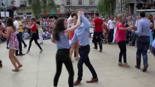 JIVING2 Competition Monaghan Country Music 2016.