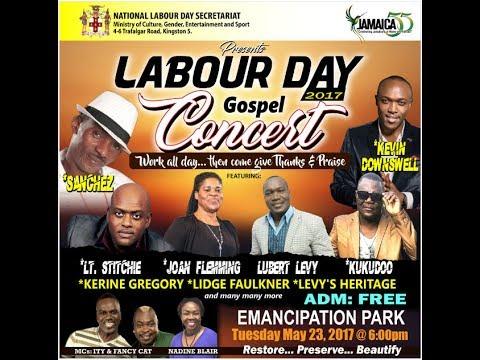 JAMAICA LABOUR DAY
