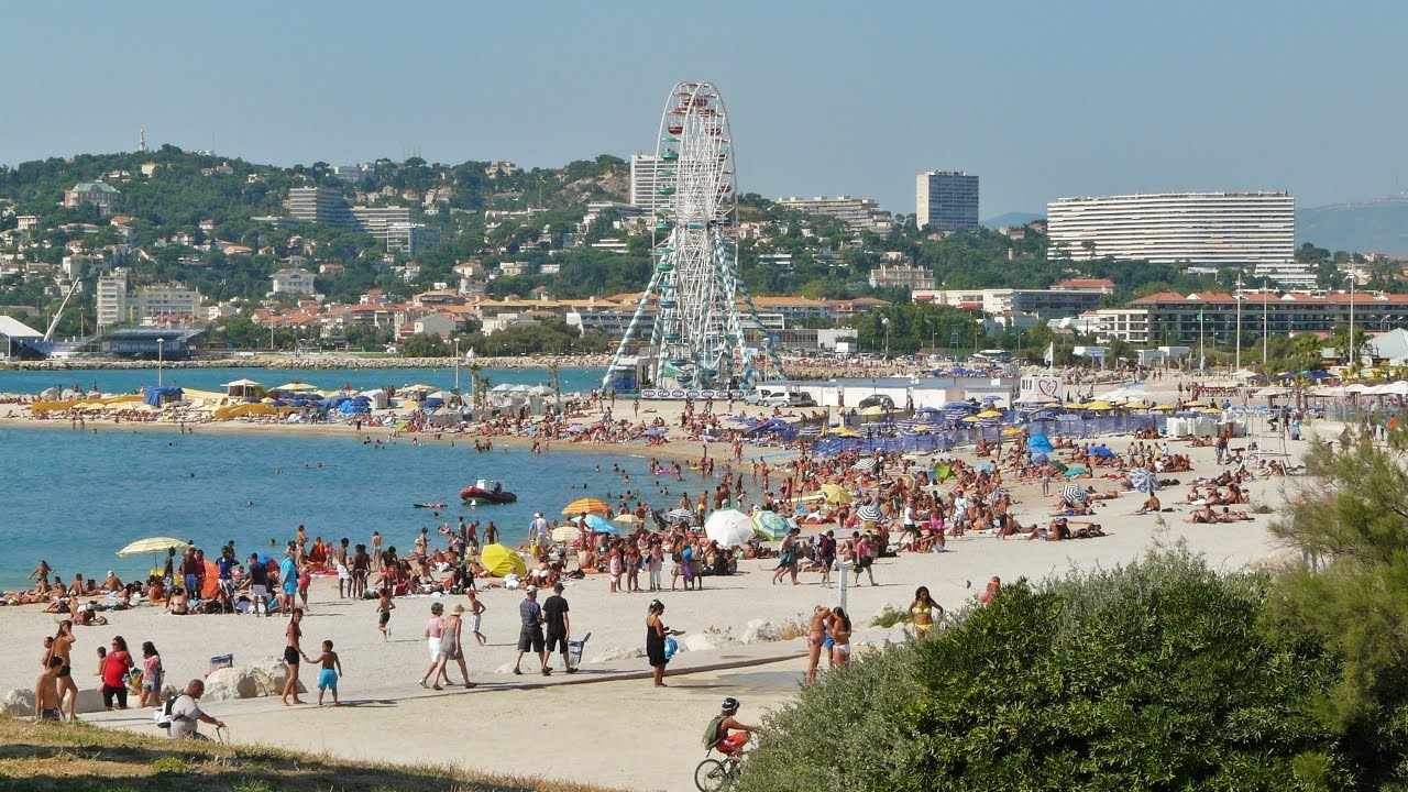 Beaches In Marseille France