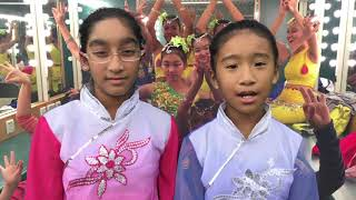 phcps的ECA Extra curriculum activity promotion - Chinese Dancing Group for P1 to P6相片