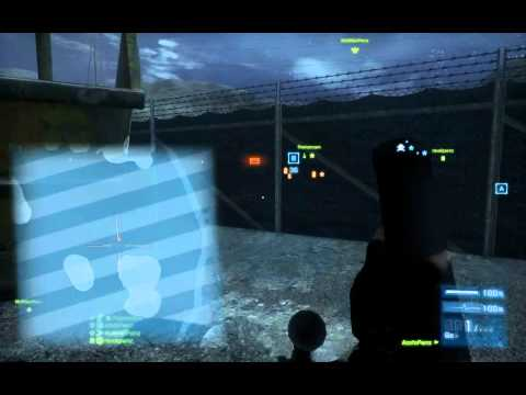 M224 Mortar - BF3 Tutorial ITA By Azoto