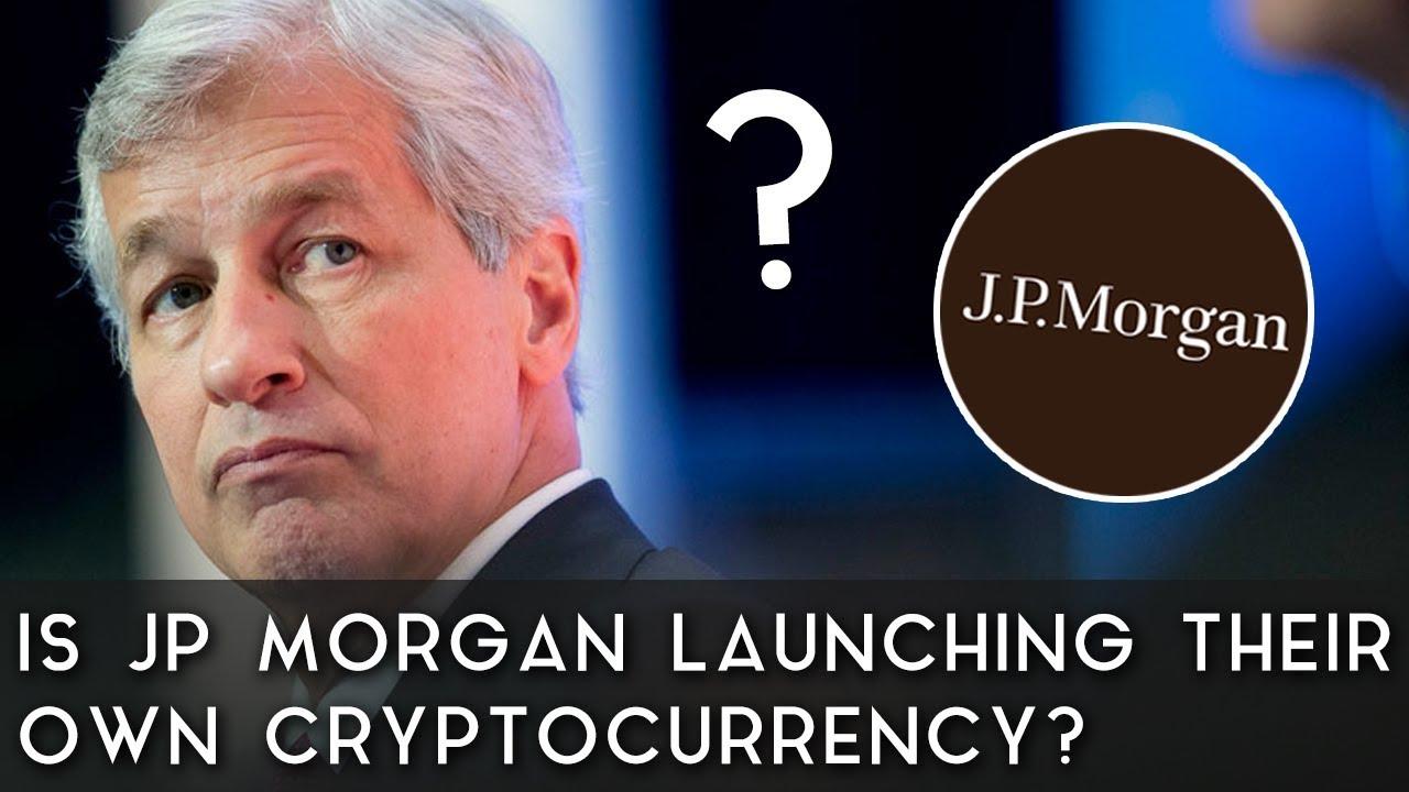 jp morgan cryptocurrency news