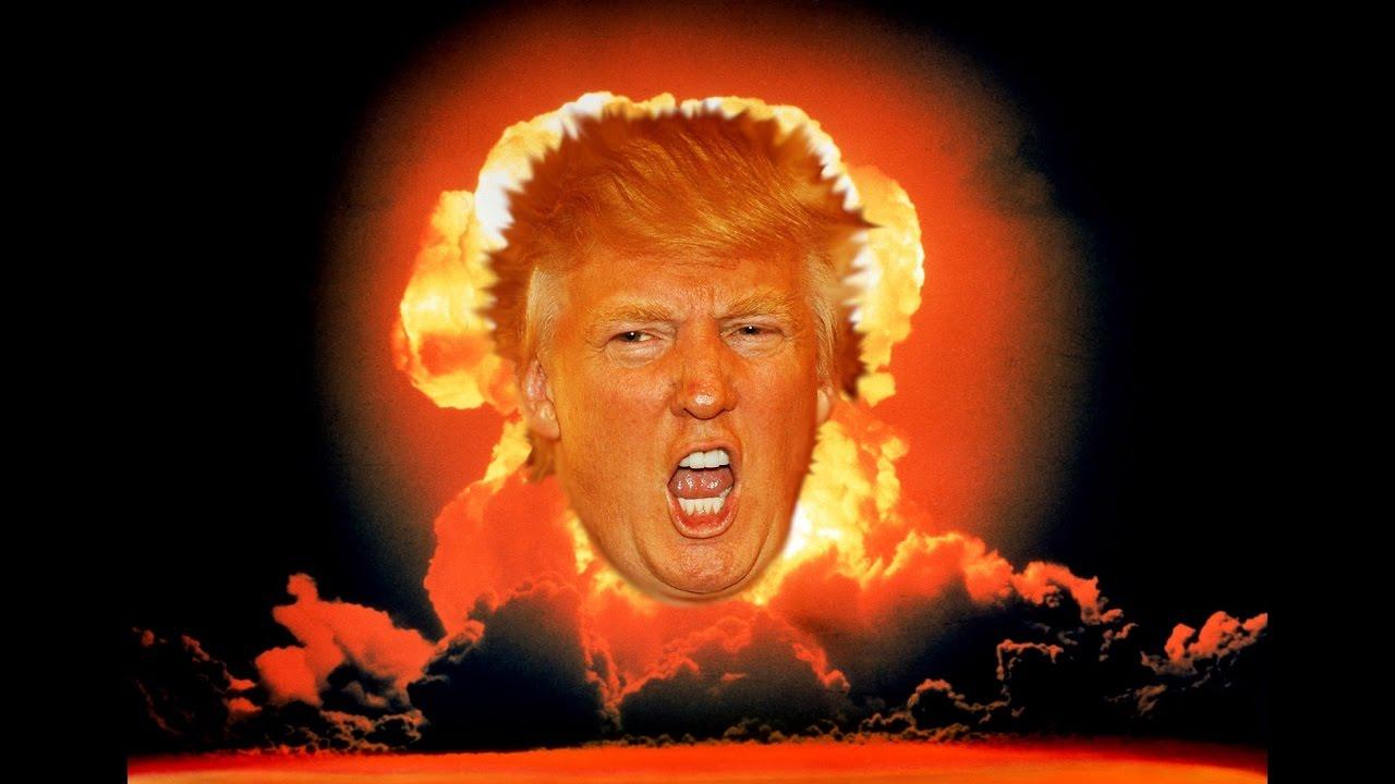 Resultado de imagen para trump quiere guerra