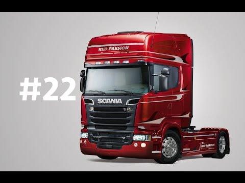 SCANIA Truck Driving Simulator Dangerous Drives (Construction Site)#22 |