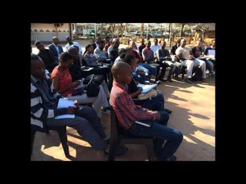 Social Good Summit 2014   BOTSWANA MEET UP Radio Botswana Post Event Interview
