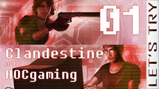 Clandestine #01 - Spy Co-op with HOCgaming