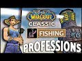 Classic Vanilla WoW Professions Overview/Guide: Fishing