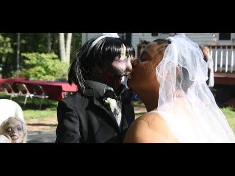 Los Anormales - Mujer de 20 años se casa con MUÑECA ZOMBIE