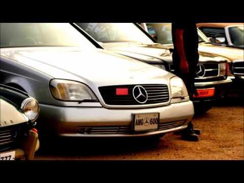 Top cars  Show At Frere Hall Karachi