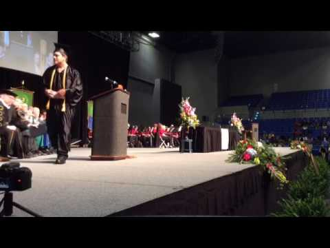 College of the Ouachitas 2017 Commencement Exercises
