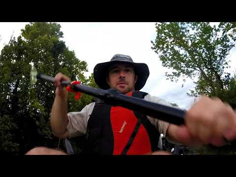 Kayak Fishing The Tennessee River In Knoxville