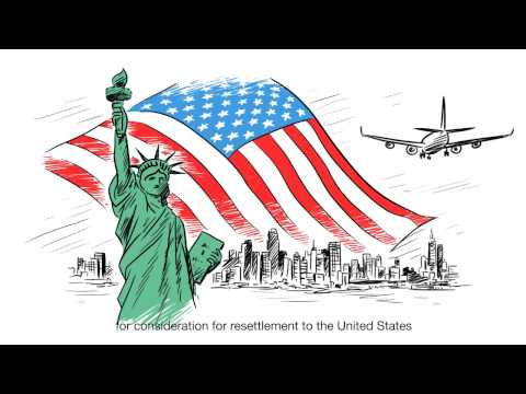 U.S. Refugee Admissions Program Overview - English Version
