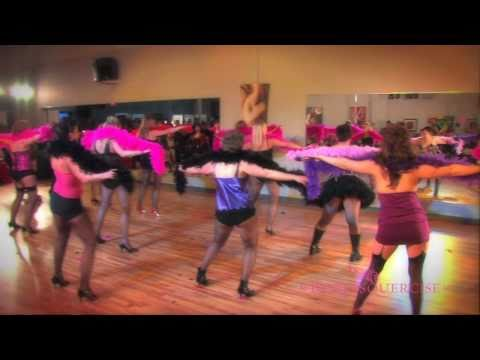 Burlesquercise - Calgary - Fitness Dance Class Exercise Burlesque Jazz Ballet Pilates