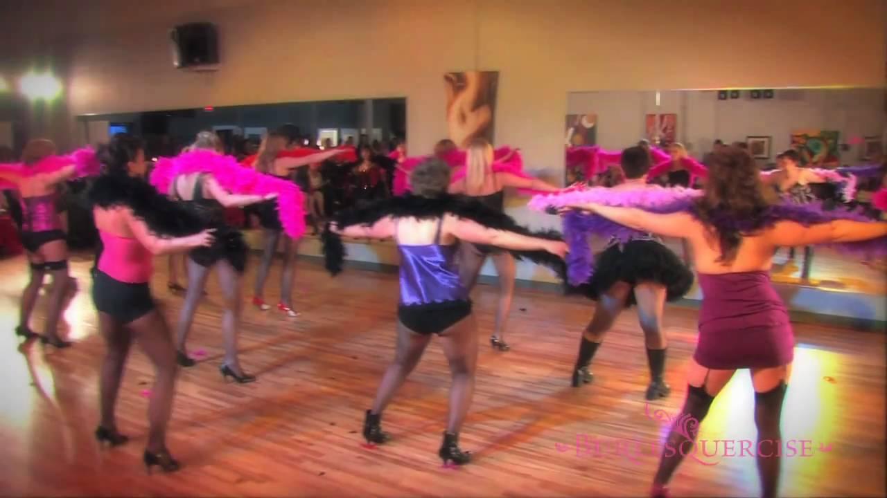 dress - Dance burlesque class what to wear video