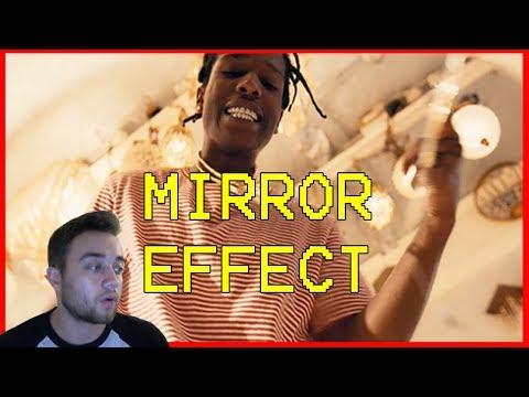 "ASAP Rocky - ""L$D"" Mirror Effect"