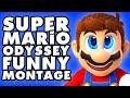 Super Mario Odyssey Funny Montage!