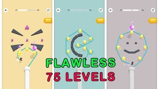 Rope Around - All the levels - Gameplay