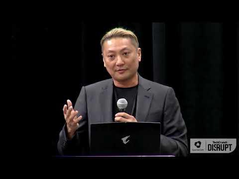 Sparkle Coin ICO live stream from Techcrunch Distrupt S F