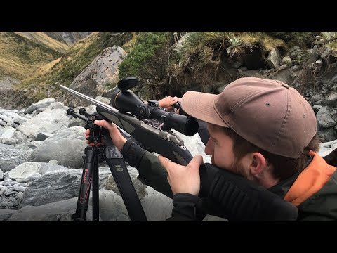 Hunting Chamois & Tahr (Film 3) | Canterbury, New Zealand