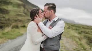 Wedding Eilean Donan Castle