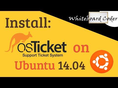 Install OsTicket 1.9.12 On Ubuntu 14 04