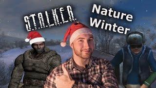 Ice Cold Baby S.T.A.L.K.E.R. Nature Winter v2.3 Black Edition ОБЗОР