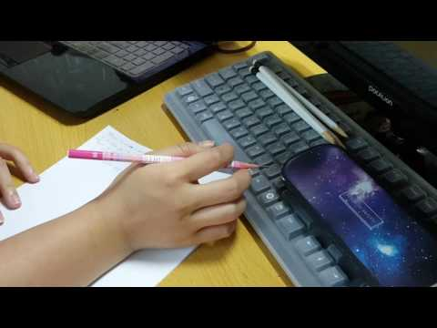 [ASMR] No talking 기말고사 공부하는 소리 of 지은 Typing and Writing Sound during Studying for Final Exam