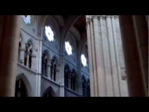 Santa María  La Real de la Almudena, Catedral de Madrid