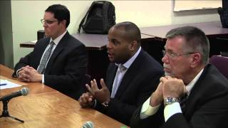 Jones and Cormier Appear at NSAC Hearing