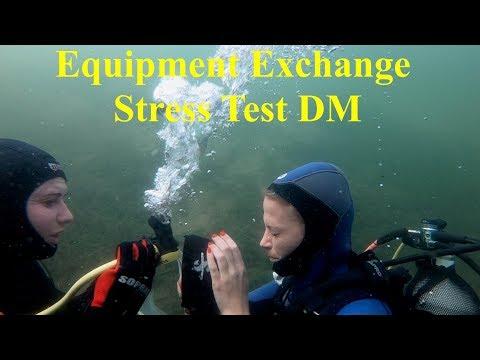 Equipment Exchange Stress Test DM