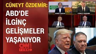 Gambar cover Cüneyt Özdemir anlattı: ABD'de Türkiye hakkında neler konuşuluyor?