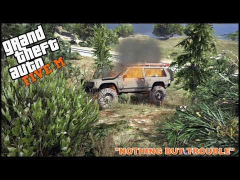 GTA 5 ROLEPLAY - KILLING THE $500 JEEP!  - EP. 138 - CIV