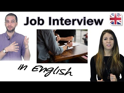 English Job Interview Tips and Tricks - How to Answer Job In
