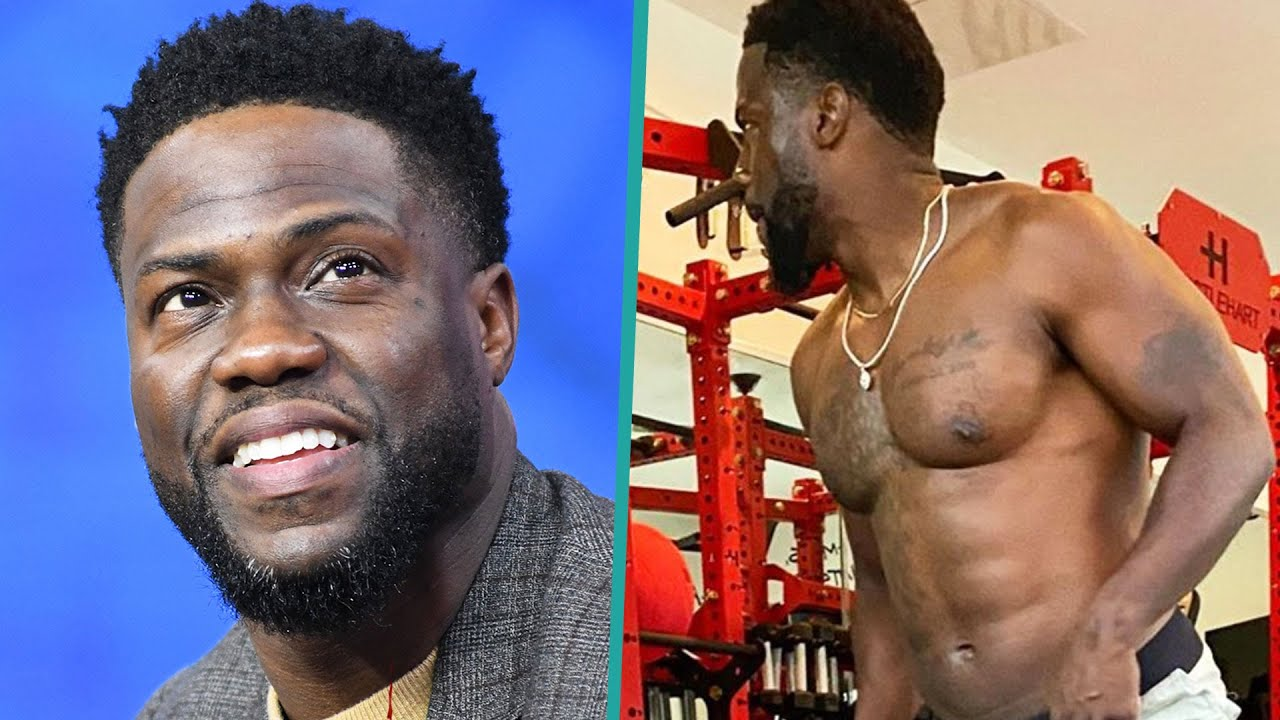 Kevin Hart Thanks Trainer For Helping Him Get Fit Post Crash