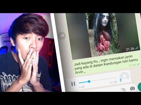 ADA KUYANG DIRUMAHKU 😱 | Chat History Horror Indonesia