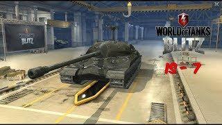 IS-7 - World of Tanks Blitz