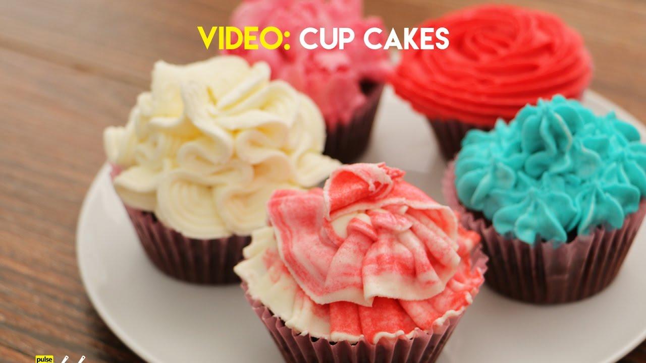 Easy to Make Chocolate Cupcake Recipe - YouTube