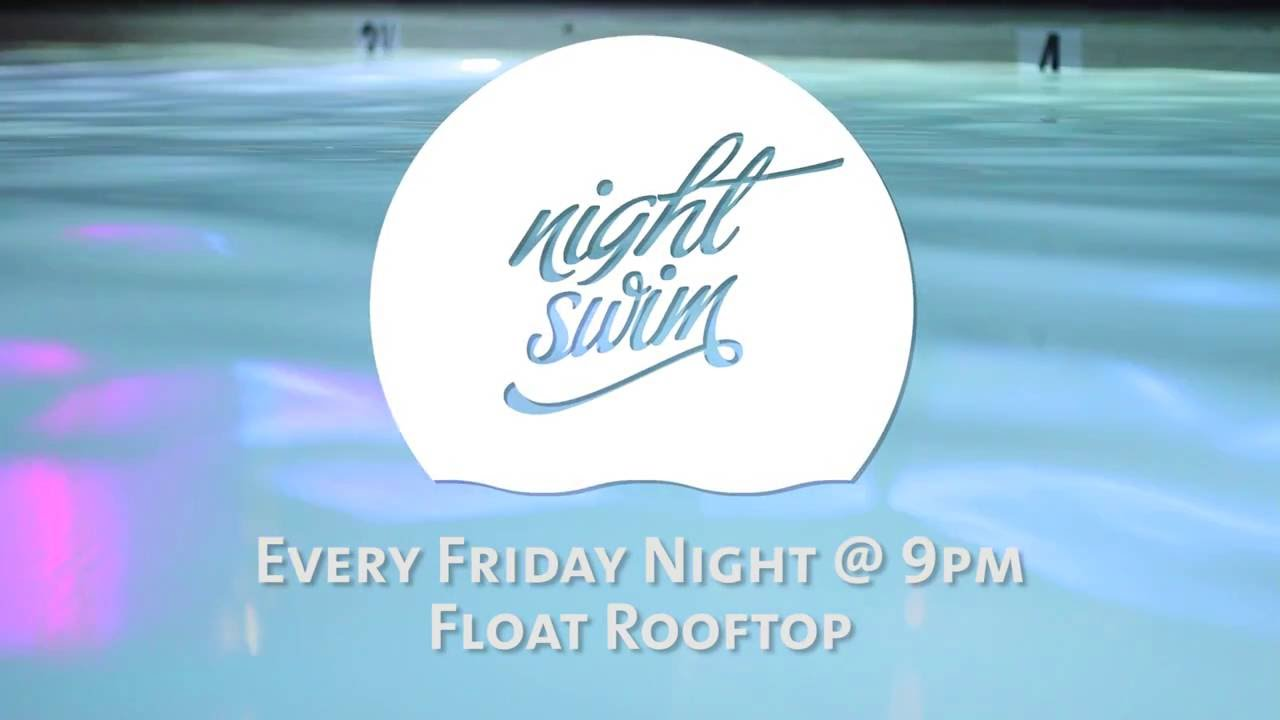 Night Swim At Hard Rock Hotel San Diego Sd S Hottest Pool Party