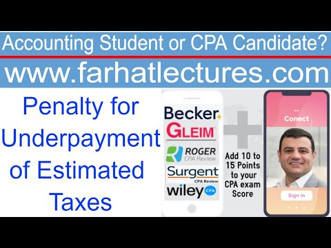penalty-for-failure-to-pay-estimated-taxes-|-cpa-exam-reg-|-income-tax-course