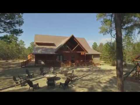 Broken Bow Cabin Lodging   Cool River Lodge