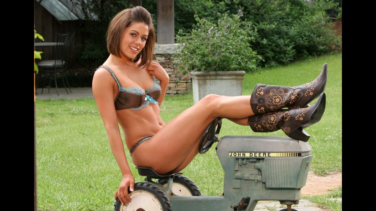 Urbanization Babes on tractors nude think, that