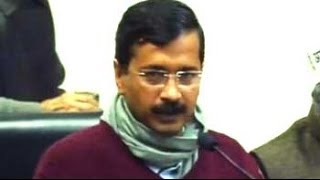 Arvind Kejriwal announces anti-corruption helpline number for Delhi
