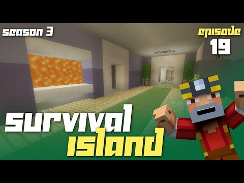 Minecraft Xbox One: Survival Island - Season 3! (Ep.19 - Library and Potion Room!)