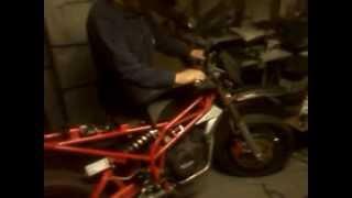 Sachs x-road 250